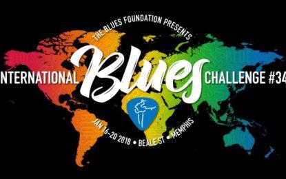 International Blues Challenge is right around the corner