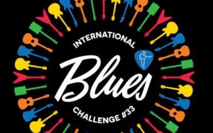 2017 IBC Finalists :: INTERNATIONAL BLUES CHALLENGE #33 CD