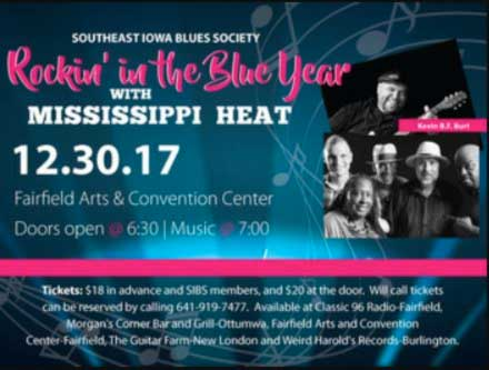 Southeast Iowa Blues Society