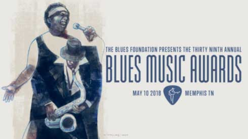 Blues Music Awards Nominees
