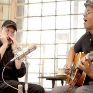 Guy Davis & Fabrizio Poggi
