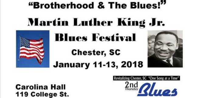Martin Luther King Jr. Blues Festival