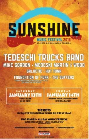 Sunshine Music Festival