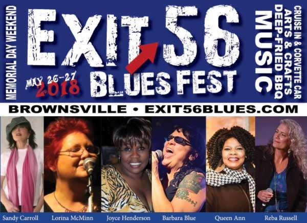 Exit 56 Blues Fest