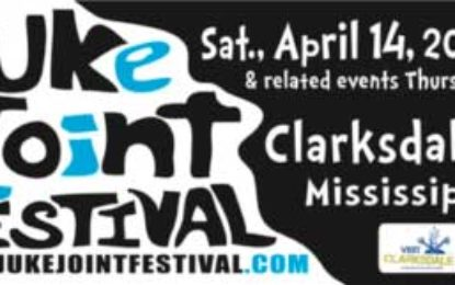 15th Annual Juke Joint Festival April 12-15