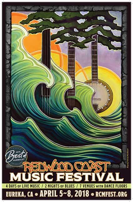 Redwood Coast Music Festival