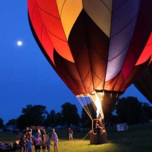 Monroe Balloon and Blues Festival