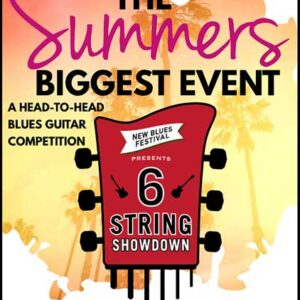 6 String Showdown Guitar Competition