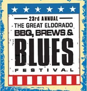 Great Eldorado BBQ, Brews and Blues Festival