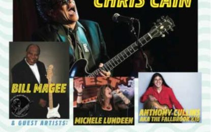 Legendary Rhythm & Blues Cruise Pre-Party Oct 27