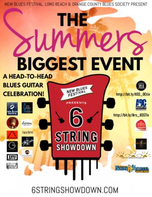 6 String Showdown