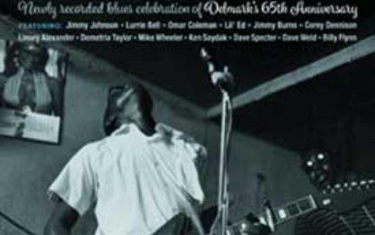 Delmark's 65th Anniversary (various) :: TRIBUTE