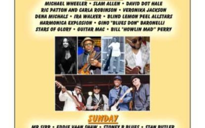 Hayward-Russell City Blues Festival July 7-8
