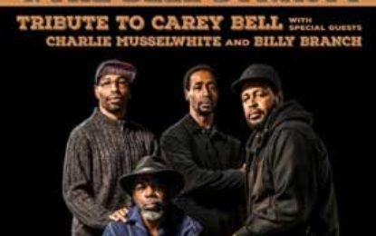 Lurrie Bell & The Bell Dynasty :: TRIBUTE TO CAREY BELL
