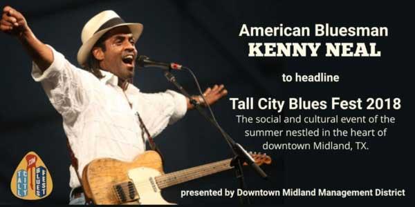 Tall City Blues Fest