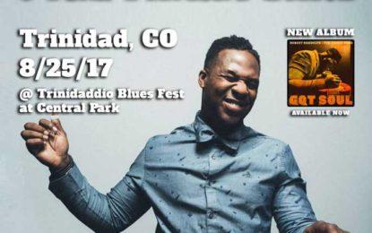 2018 Trinidaddio Blues Fest Aug 24 & 25 Host World-class Lineup