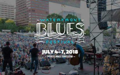 Waterfront Blues Festival Celebrates Big July 4-7