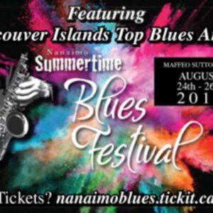 Nanaimo Summertime Blues Festival