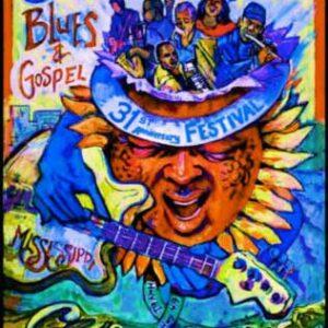 Sunflower River Blues & Gospel Festival