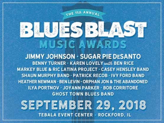 Blues Blast Awards