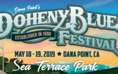 Doheny Blues Festival Early Bird Passes Now Available