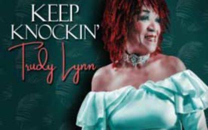 Trudy Lynn :: BLUES KEEP KNOCKIN'