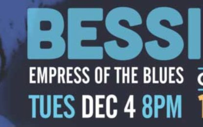 Bessie's bold blues: Gala to honor late musician Dec 4