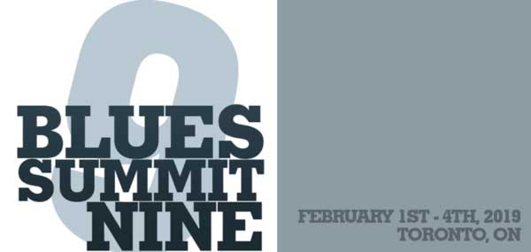 Canada's Blues Summit Nine Conference