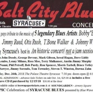 Great Salt City Blues Concert