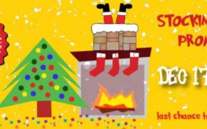 ISC's Annual Stocking Stuffer Promotion thru Jan 4