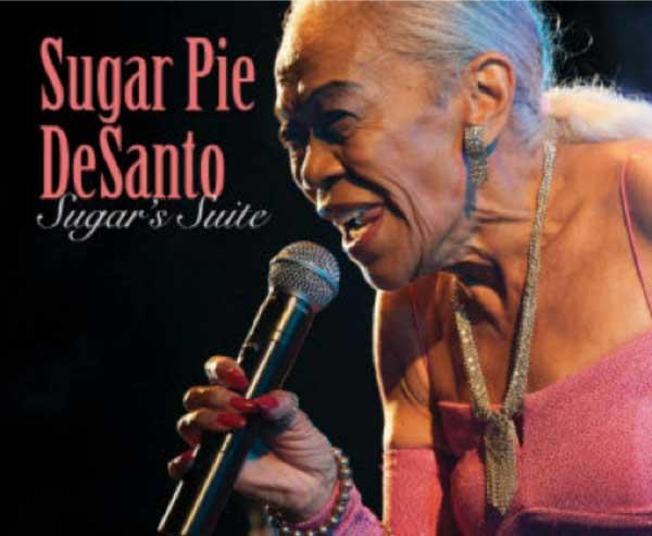 Sugar Pie DiSanto