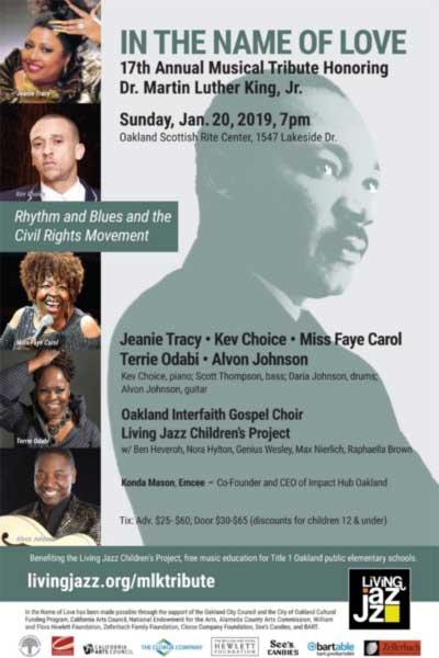 MLK Jr. Musical Tribute