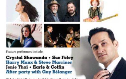 Toronto's Maple Blues Awards February 4