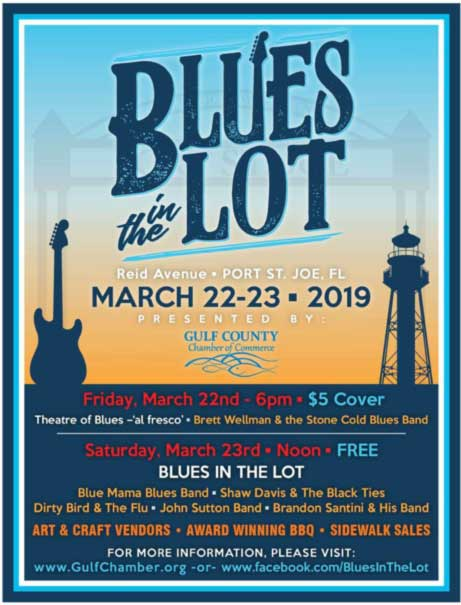 Blues in the Lot