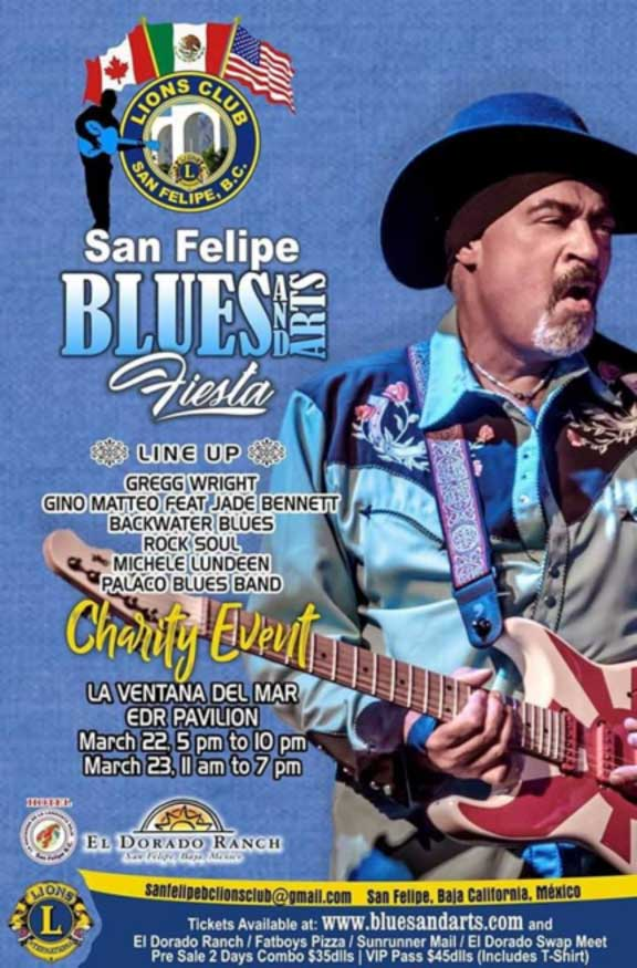 San Felipe Blues and Arts Fiesta