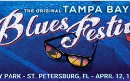 The Original Tampa Bay Blues Festival April 12-14