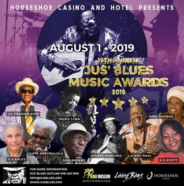 Jus' Blues Music Awards