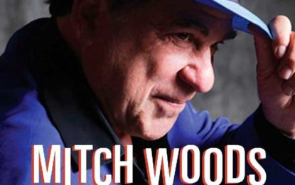 Mitch Woods :: A TIP OF THE HAT TO FATS