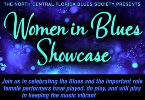 Women in Blues Showcase