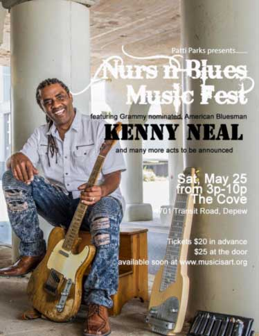 Nurs'n Blues Music Fest