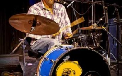 BBQ and Blues with Randy McAllister at Lincoln City Cultural Center May 26