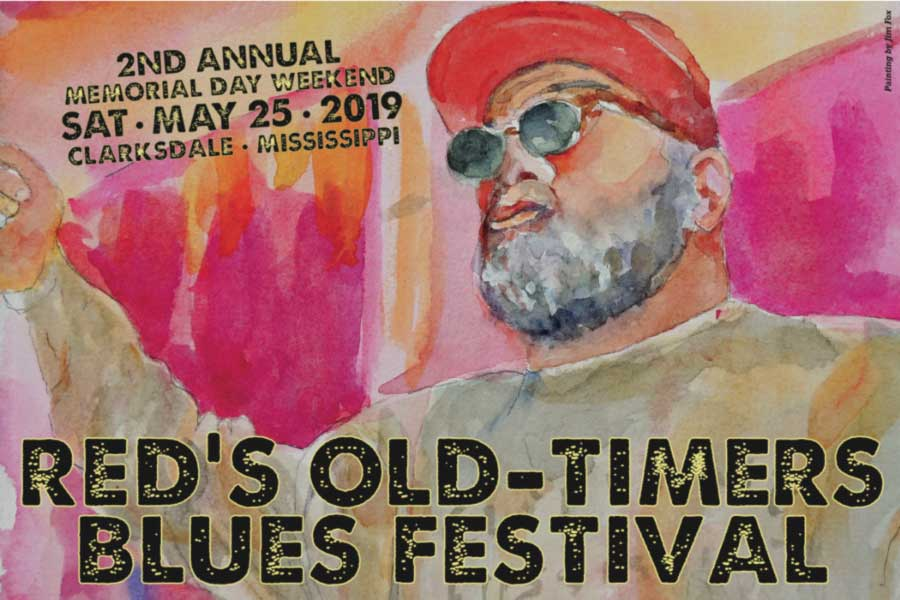 Red's Old-Timers Blues Festival