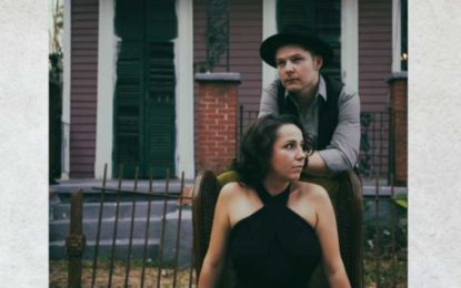 Tiffany Pollack & Eric Johanson :: BLUES IN MY BLOOD