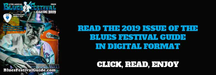 Blues Festival Guide Magazine and Online Directory of Blues