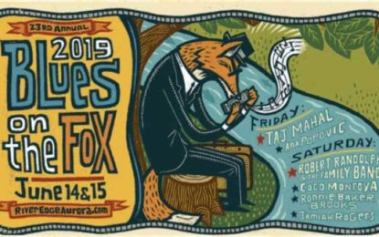 Blues On The Fox Spawned from Historic Recordings