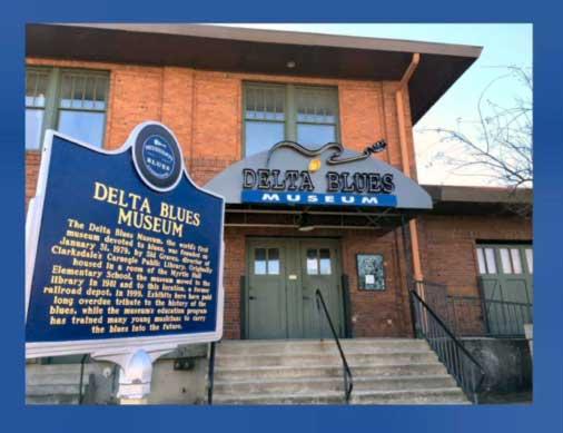 Delta Blues Museum