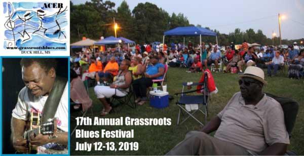 Grassroots Blues Festival