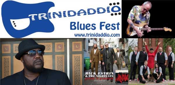 Trinidaddio Blues Fest
