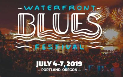 32nd Waterfront Blues Festival to feature over 100 Performances July 4-7