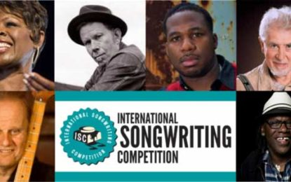 Blues Heavies Among 2019 Judges International Songwriting Competition (ISC)